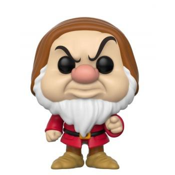 Snow White - Funko POP Disney - Grumpy Vinyl Figure 10cm