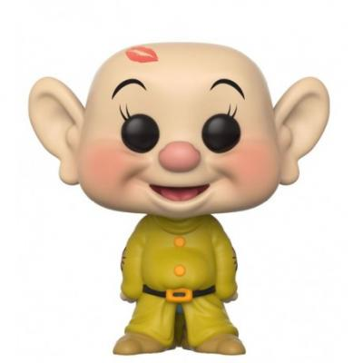 Snow White - Funko POP Disney - Dopey Vinyl Figure 10cm Chase