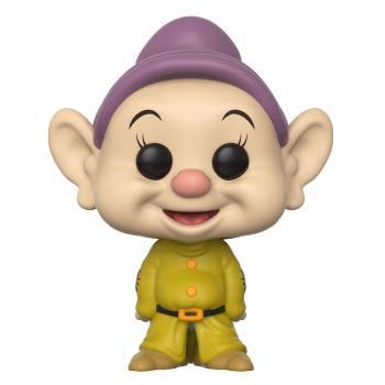 Snow White - Funko POP Disney - Dopey Vinyl Figure 10cm