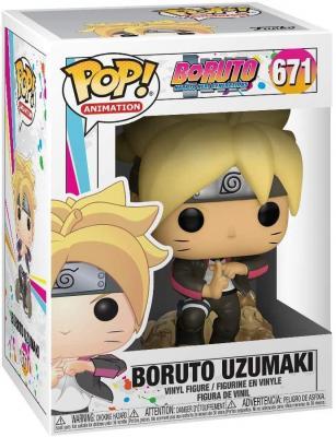 BORUTO - FUNKO POP - Boruto Uzumaki Vinyl Figure 10cm