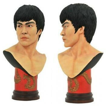 BRUCE LEE - Diamond Select Toys - Legends in 3D - Bruce Lee  1/2 Bust