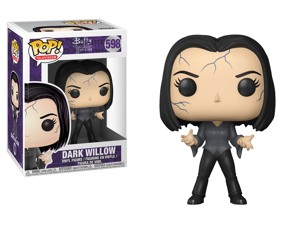 Buffy contre les vampires funko pop television dark willow vinyl figure 10cm