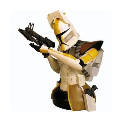 Star wars Clone Wars Commander Bly SDCC 2010 Exclusive  buste 19cm