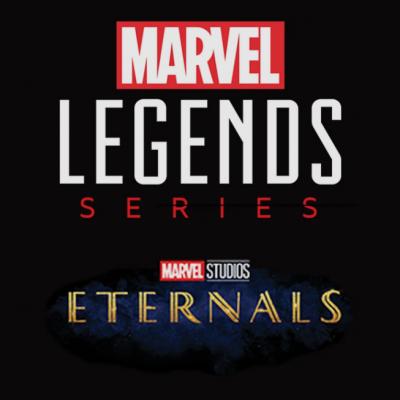 MARVEL LEGENDS Series - HASBRO - pack The Eternals