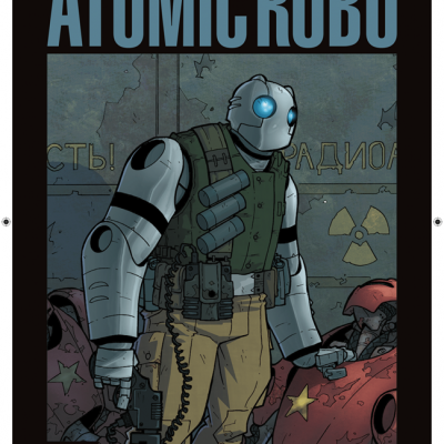 CASTERMAN - FCBD FRANCE 2019 - Atomic Robot