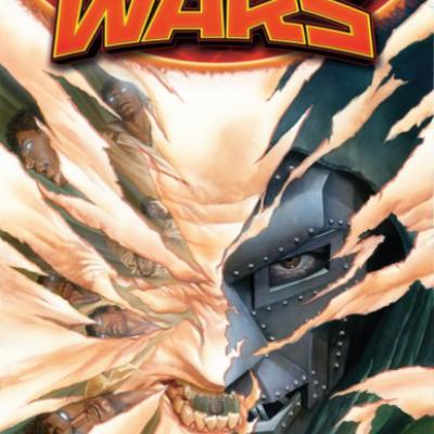 Marvel SECRET WARS 3 - Coffret 3/5 limité à 900 exemplaires