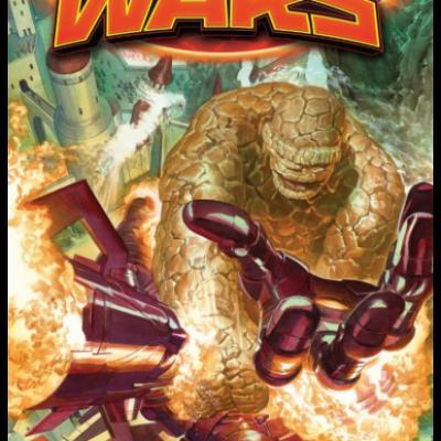 Marvel SECRET WARS 4 - Coffret 4/5 limité à 900 exemplaires