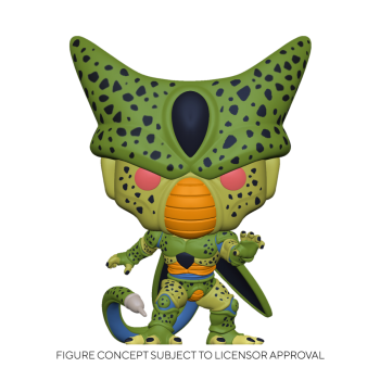 Dbz funko pop cell first form