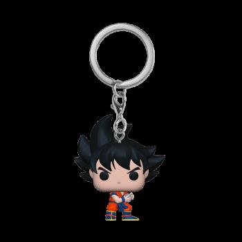 DBZ - FUNKO POP Keychain - Goku w/Kamehameha