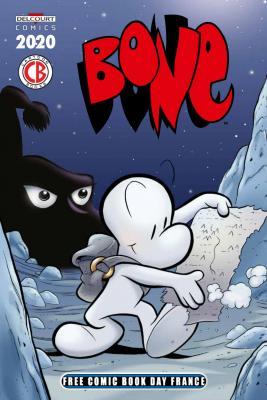 DELCOURT - FREE COMIC BOOK DAY FRANCE 2020 - Bone