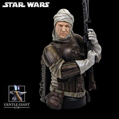 Star wars Dengar buste 17cm