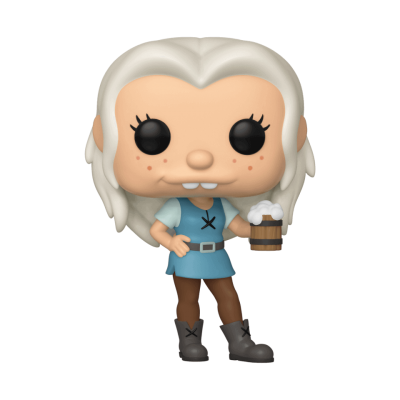 DISENCHANTMENT - Funko POP - Bean Vinyl Figure 10cm