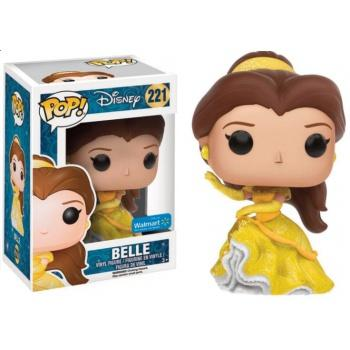Disney Beauty & The Beast - Funko POP - Belle in Gown Sparkle Variant 10cm Exclusive