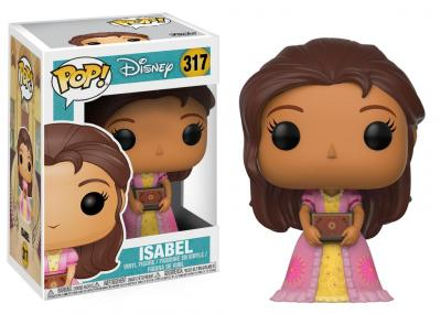 DISNEY ELENA OF AVALOR - Funko POP Disney - Isabel Vinyl Figure 10cm