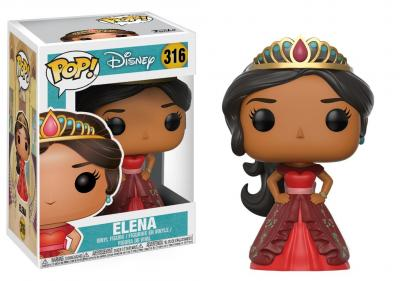 DISNEY  ELENA OF AVALOR - Funko POP Disney - Elena Vinyl Figure 10cm