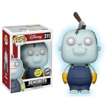 DISNEY - Funko POP - GITD Behemoth Vinyl Figure 10cm