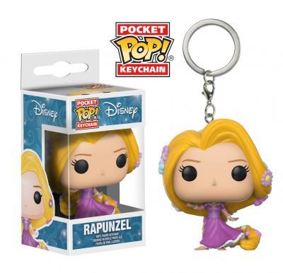 Disney Funko POP Keychains - Rapunzel Vinyl Figure 4cm
