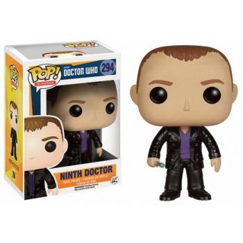 DOCTOR WHO Figurine POP - 9th Doctor Vinyl Figure 10cm