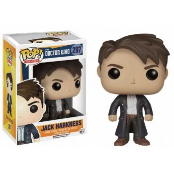 DOCTOR WHO Figurine POP -  Jack Harkness Vinyl Figure 10cm