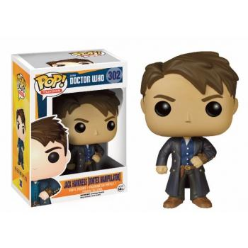 DOCTOR WHO Figurine POP - Jack Harkness with Vortex Manipulator Vinyl Figure 10cm