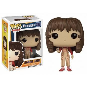 DOCTOR WHO Figurine POP - Sarah Jane Vinyl Figure 10cm