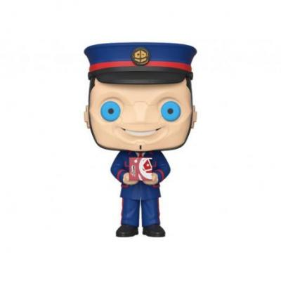 DOCTOR WHO - Funko POP Television - The Kerblam Man Vinyl Figure 10cm