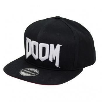Doom Snapback - Logo