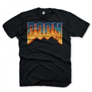 Doom - T-Shirt - Classic Logo