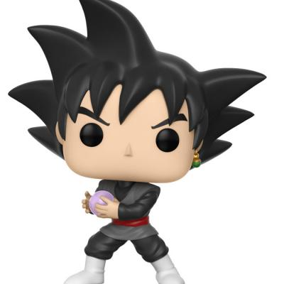 DRAGONBALL SUPER - FUNKO POP Animation -  Goku Black Vinyl Figure 10cm