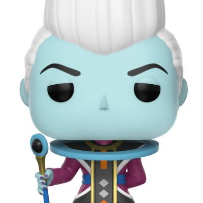 DRAGONBALL SUPER - FUNKO POP Animation - Whis Vinyl Figure 10cm