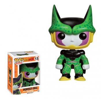 Dragonball z figurine pop animation perfect cell 9cm