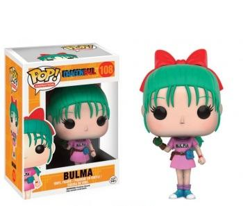 DRAGONBALL Z Figurine POP Animation series 2 - Bulma 10cm