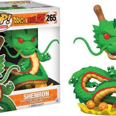 DRAGONBALL Z Pop Animation - Shenron Oversized Vinyl Figure 15cm