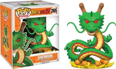 DRAGONBALL Z Pop Animation - Shenron Oversized Vinyl Figure 15cm