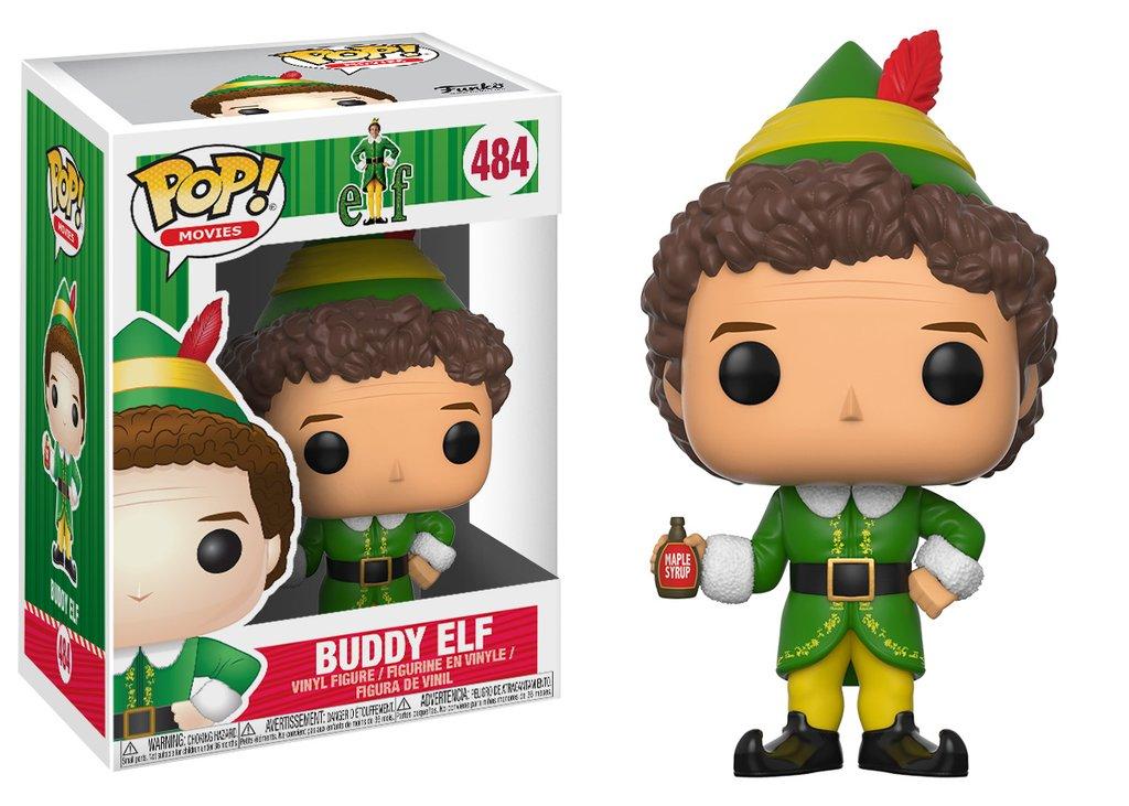 Elf funko pop movies buddy elf vinyl figure 10cm