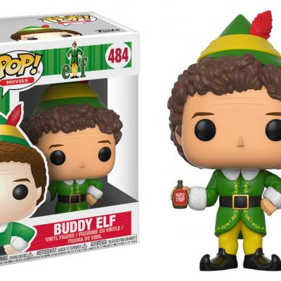 ELF - FUNKO POP Movies - Buddy Elf Vinyl Figure 10cm