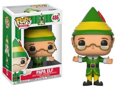 ELF - FUNKO POP Movies - Papa Elf Vinyl Figure 10cm