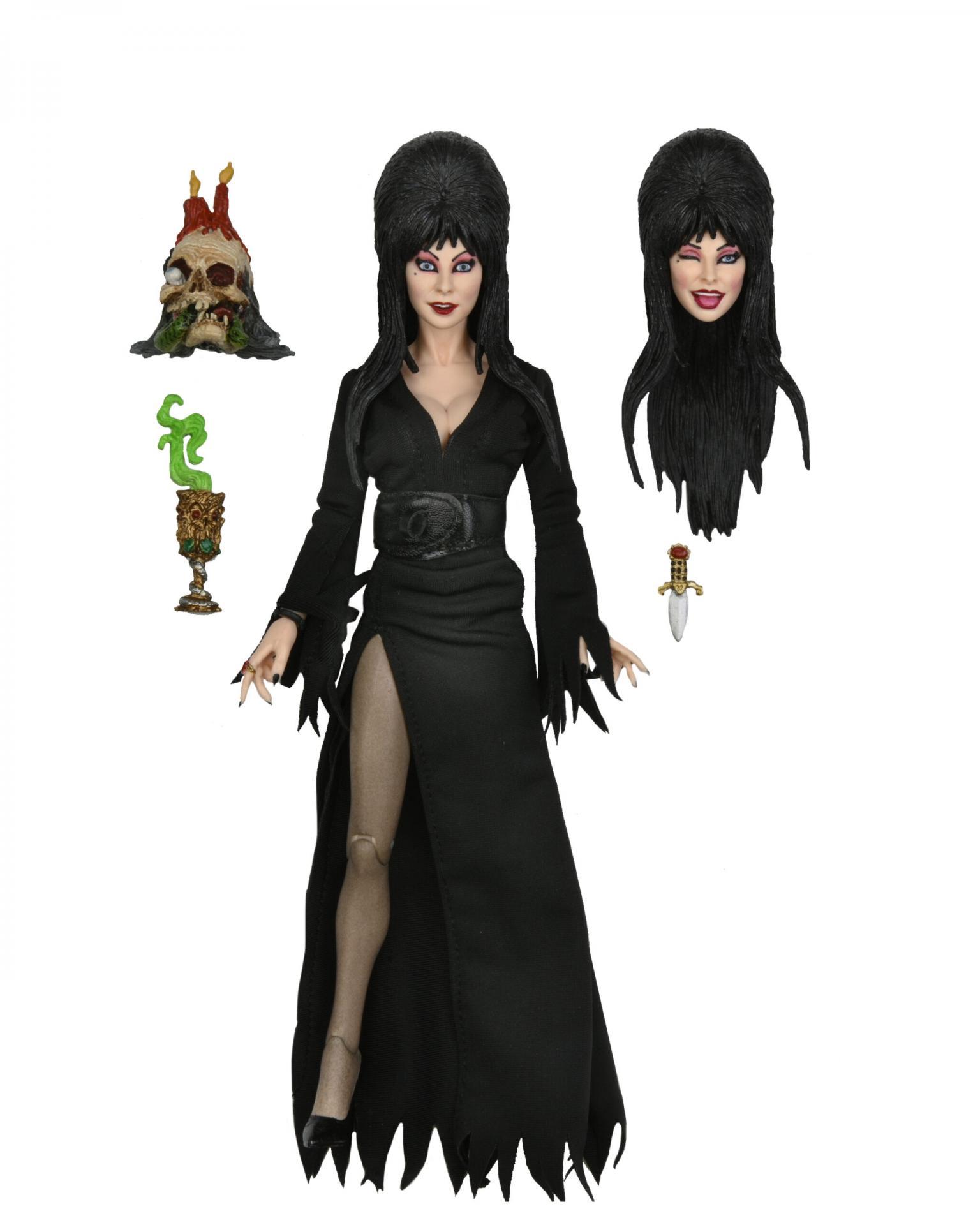 Elvira neca elvira 21cm1