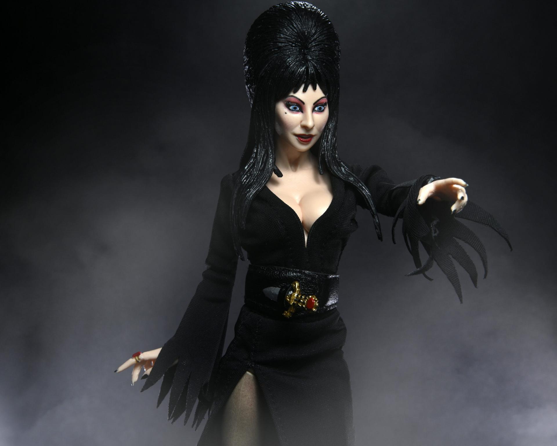 Elvira neca elvira 21cm4