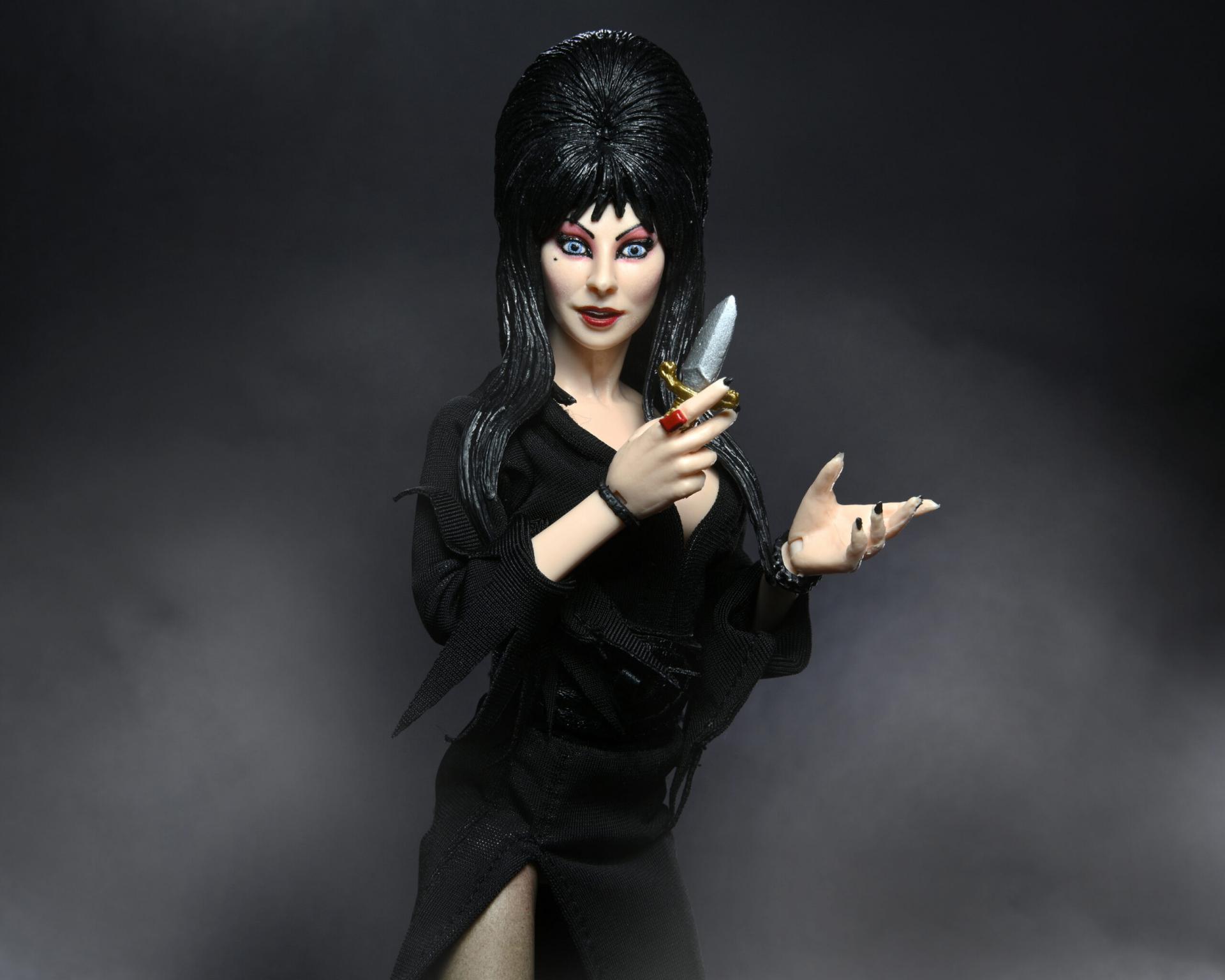 Elvira neca elvira 21cm5