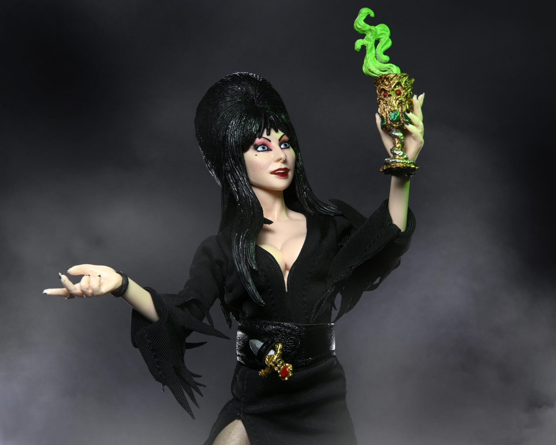 Elvira neca elvira 21cm6