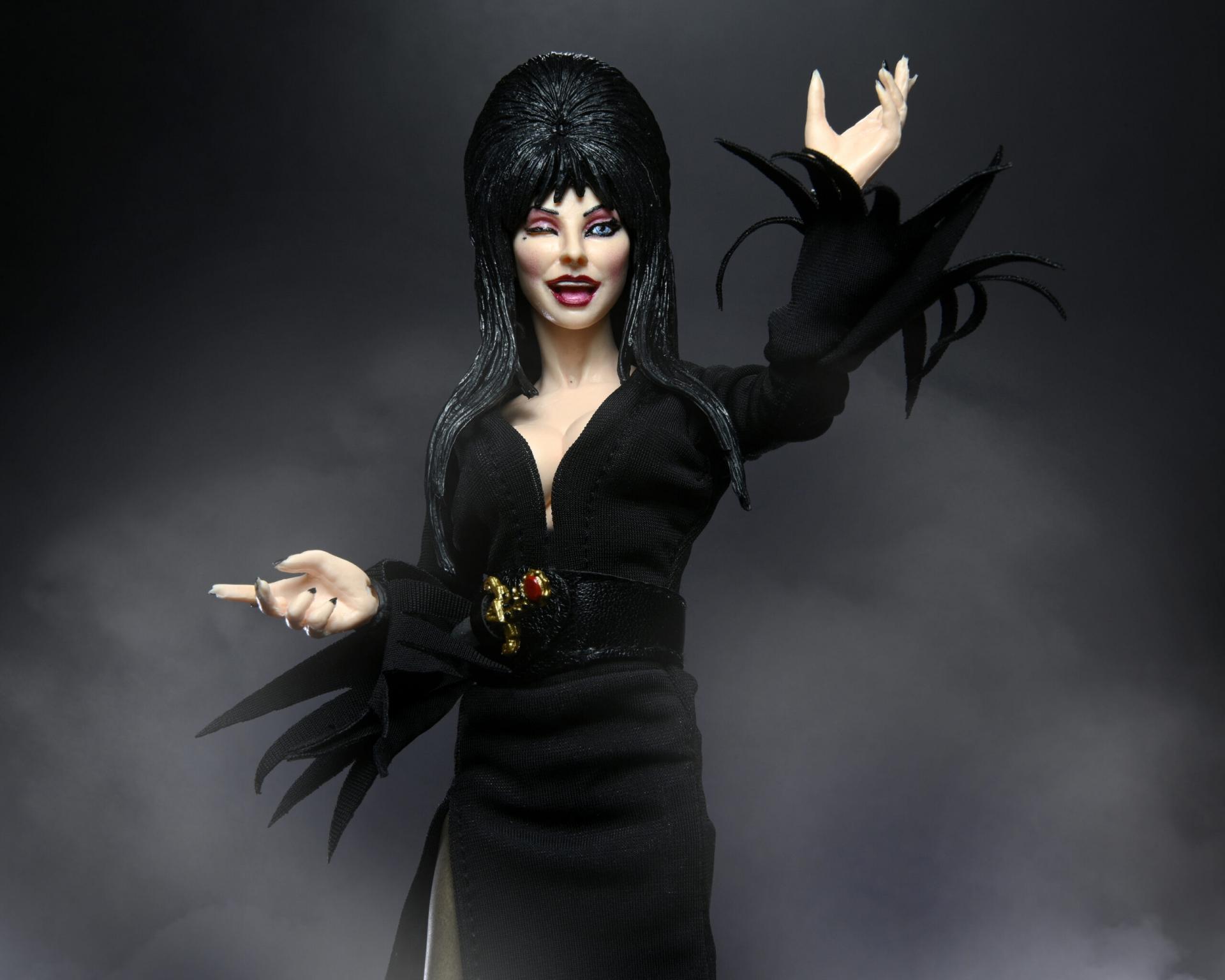 Elvira neca elvira 21cm8