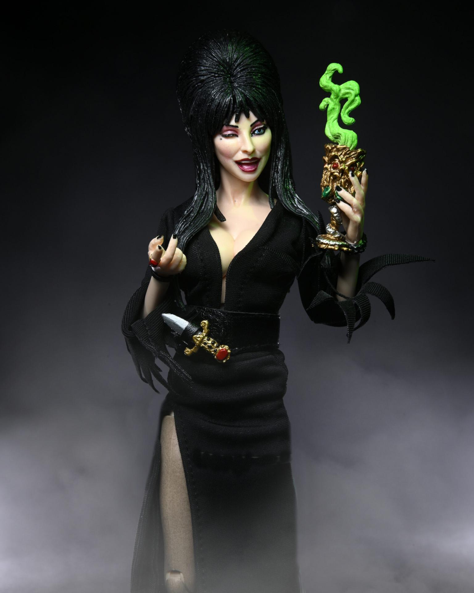 Elvira neca elvira 21cm9