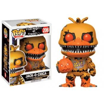 Five Nights At Freddy's - Funko POP - Jack-O-Chica 9cm limited