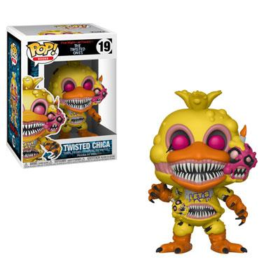 Five Nights At Freddy's - Funko POP - Twisted Chica 10cm