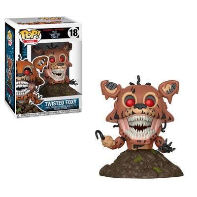 Five Nights At Freddy's - Funko POP - Twisted Foxy10cm