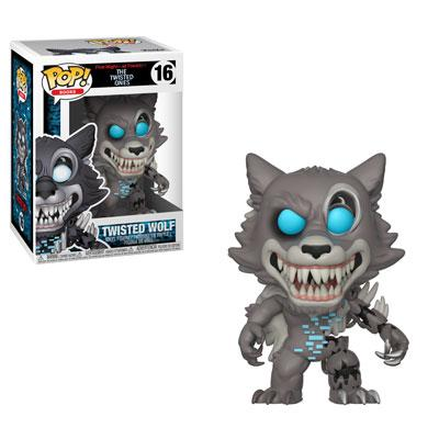 Five Nights At Freddy's - Funko POP - Twisted Wolf 10cm