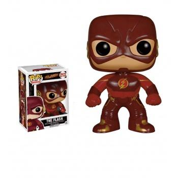FLASH - Funko POP Television  - The Flash  Figurine Vinyl 10cm