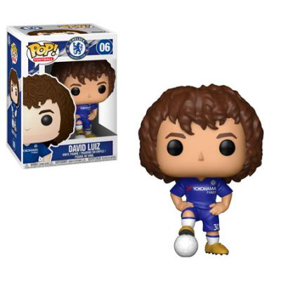FOOTBALL - Funko POP Football - Chelsea - David Luiz Vinyl Figure 10cm