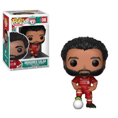 FOOTBALL - Funko POP Football - Liverpool - Mohamed Salah Vinyl Figure 10cm